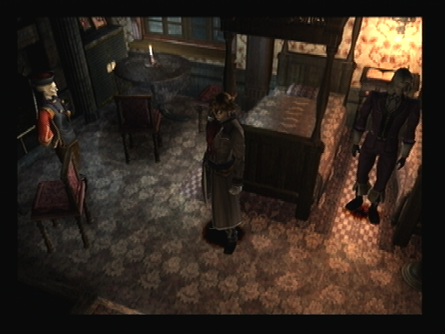 Inn Room Rouen Shadow Hearts
