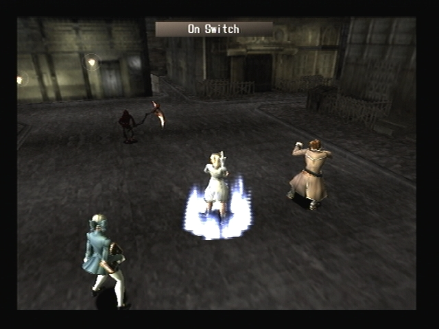 Rouen Battle Shadow Hearts