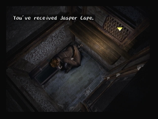 Confession Booth Rouen Shadow Hearts