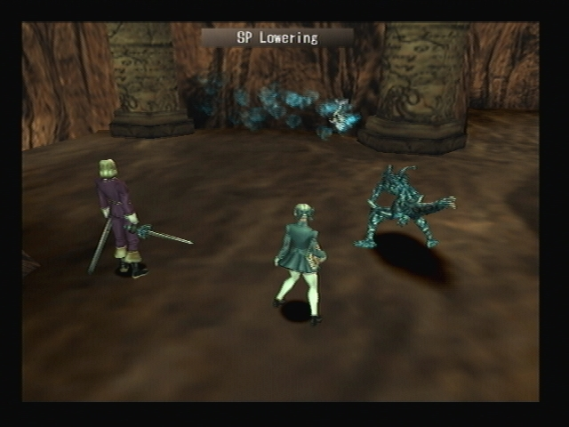 Grail Mask Shadow Hearts Attack