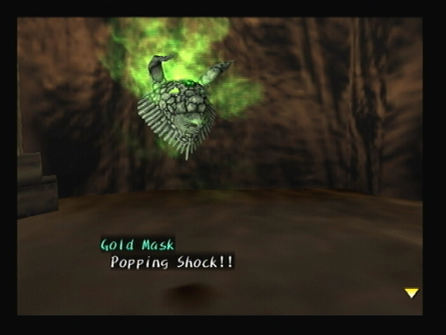 Gold Mask Shadow Hearts
