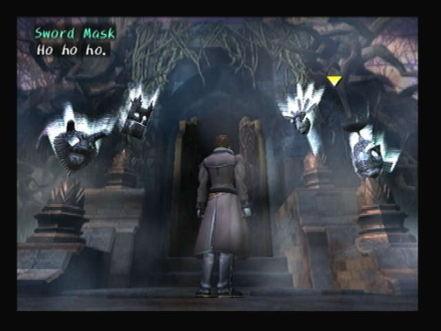 Four Masks Defeated Shadow Hearts