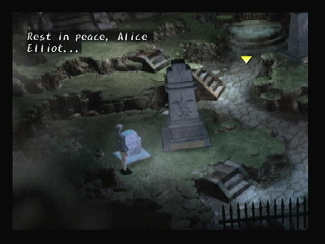 Alice's Grave Shadow Hearts
