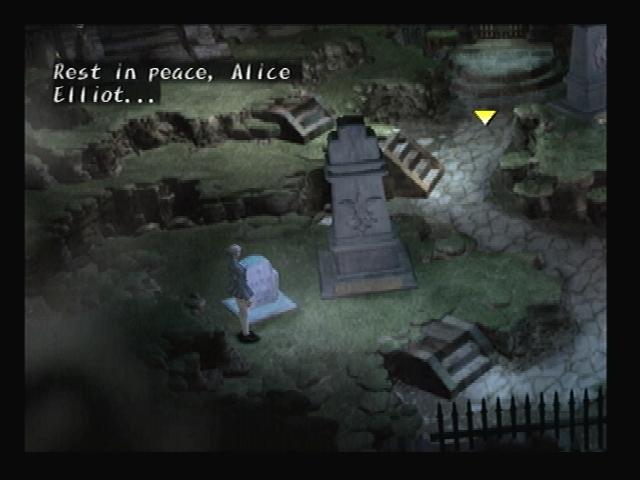 Alice's Grave Shadow Hearts