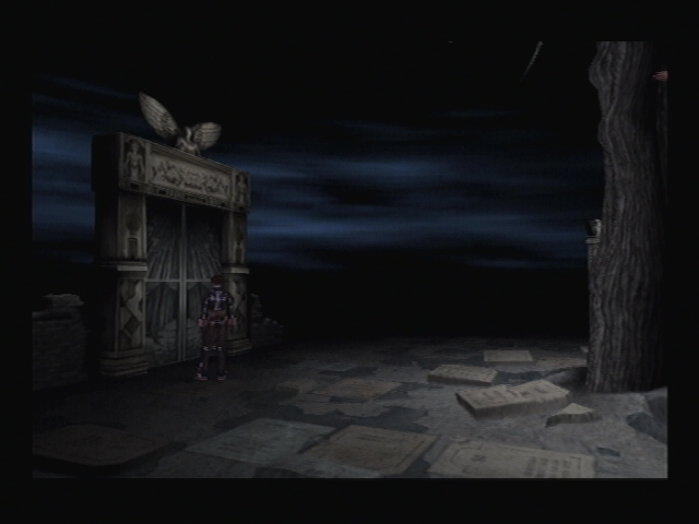 Graveyard Door Shadow Hearts Covenant