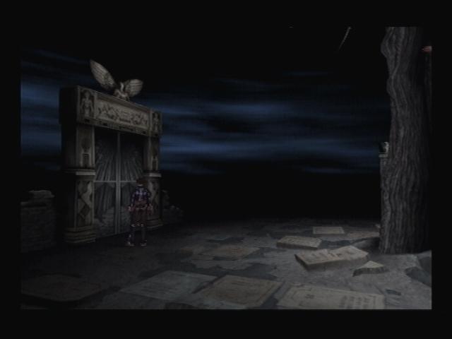 Graveyard Door Shadow Hearts Covenant