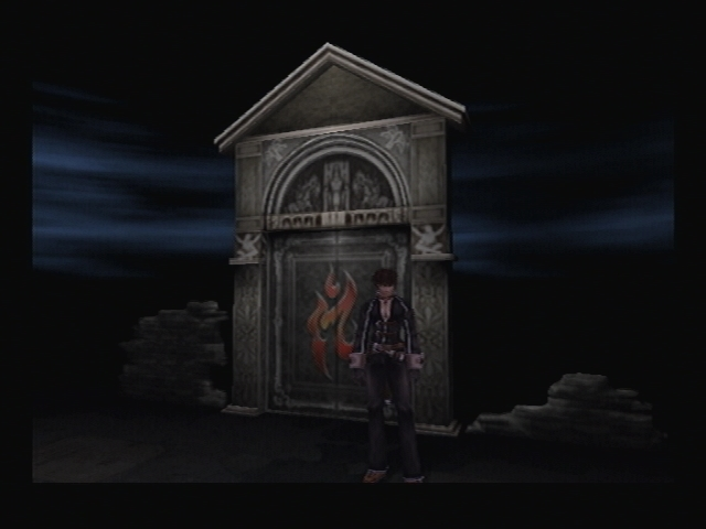 Fire Door Graveyard Shadow Hearts Covenant