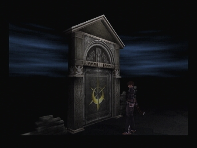 Light Fusion Door Graveyard Shadow Hearts Covenant