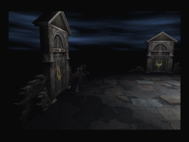 Wind Door Graveyard Shadow Hearts Covenant