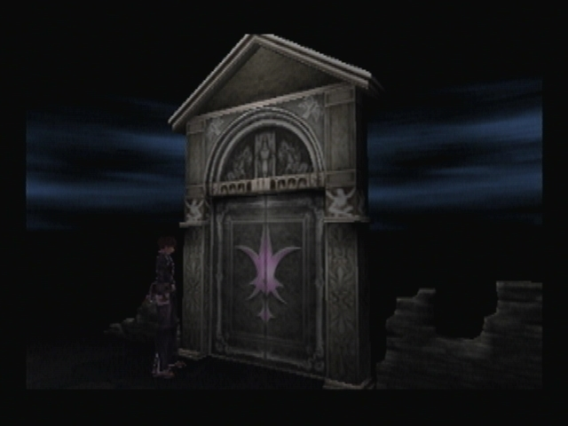 Dark Fusion Door Graveyard Shadow Hearts Covenant