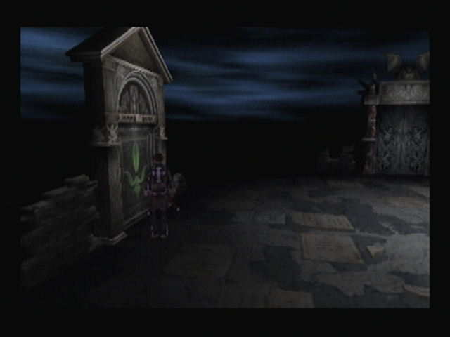 Earth Fusion Door Shadow Hearts Covenant Graveyard