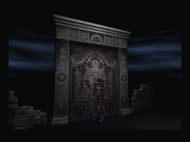 God of Wrath Door Shadow Hearts Covenant