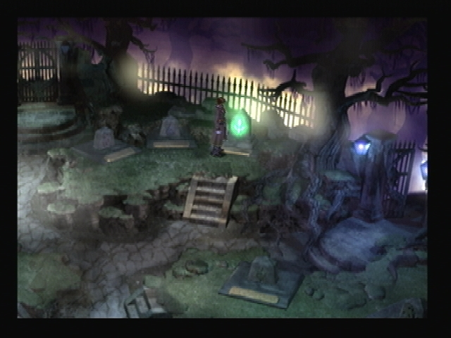Yuri Graveyard Shadow Hearts