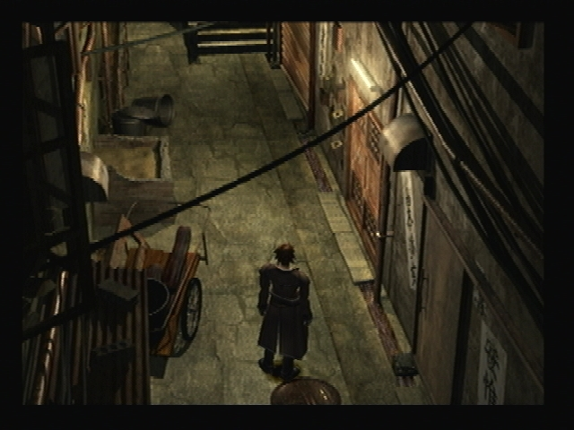 Kowloon Fortress Alleyway Shadow Hearts