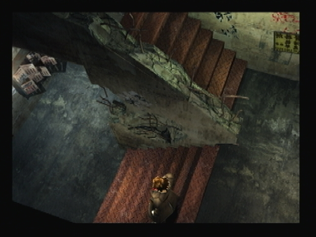 Stairs Kowloon Fortress Shadow Hearts