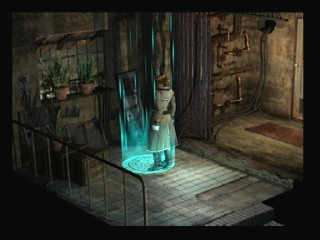 Kowloon Fortress Save Point Shadow Hearts