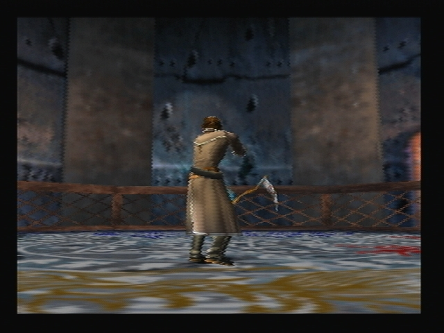 Pit Fight Battle Shadow Hearts