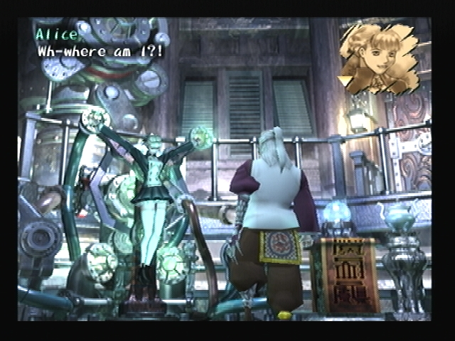 Alice Spirit Machine Shadow Hearts