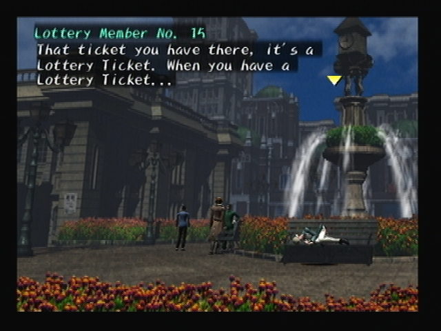 Fengtian Lottery Member Shadow Hearts