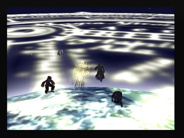 Shadow Hearts above Eath final battle