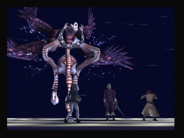 Final Boss Shadow Hearts