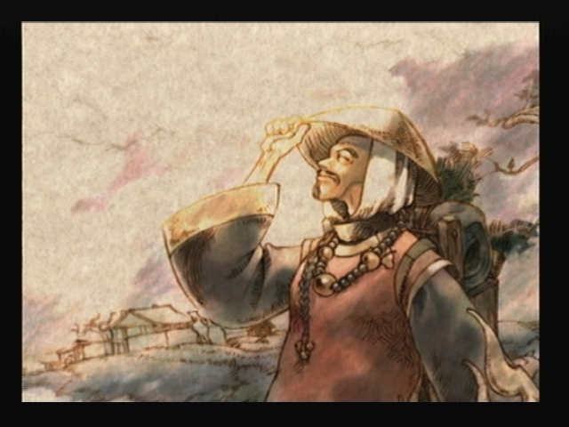 Zhuzhen Li Shadow Hearts Ending