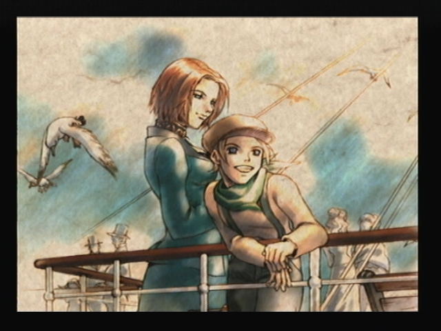 Halley Koudelka Shadow Hearts Ending