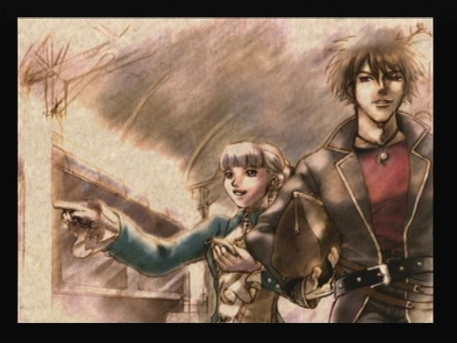 Alice Yuri Shadow Hearts Ending