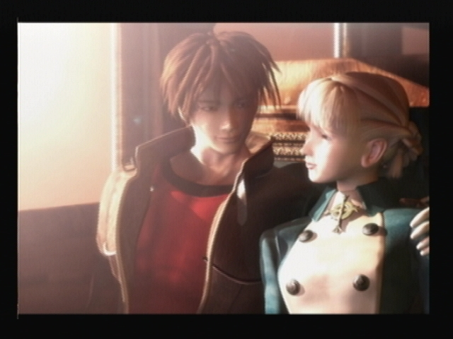 Shadow Hearts good ending Alice Yuri train
