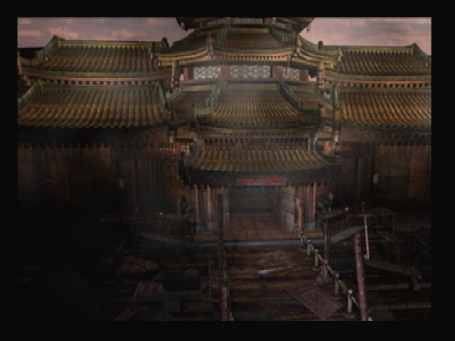 Temple Ruins Shadow Hearts