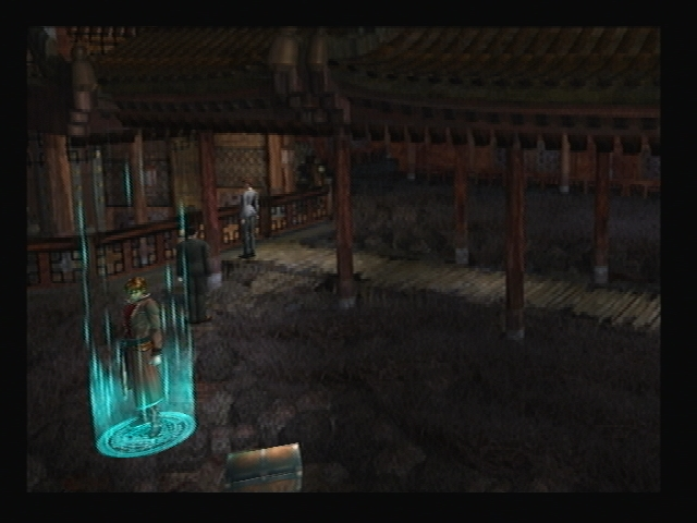 Temple Ruins Save Point Shadow Hearts