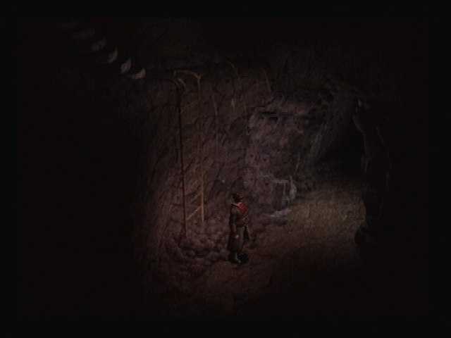 Temple Ruins Underground Shadow Hearts