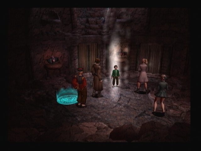 Samsara Pavilion Temple Ruins Shadow Hearts