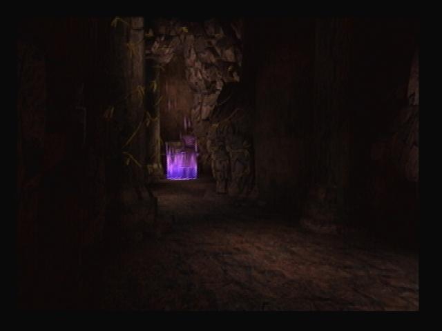 Teleporter Temple Ruins Shadow Hearts