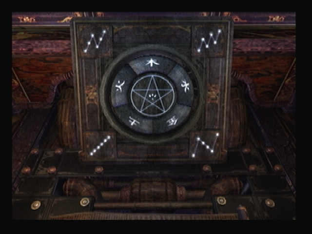 Elemental Wooden Tokens Temple Ruins Shadow Hearts