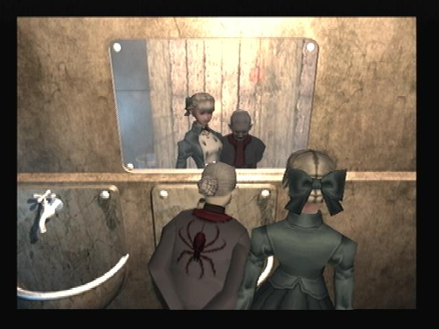 Alice Olga Womens Bathroom Mirror Shadow Hearts