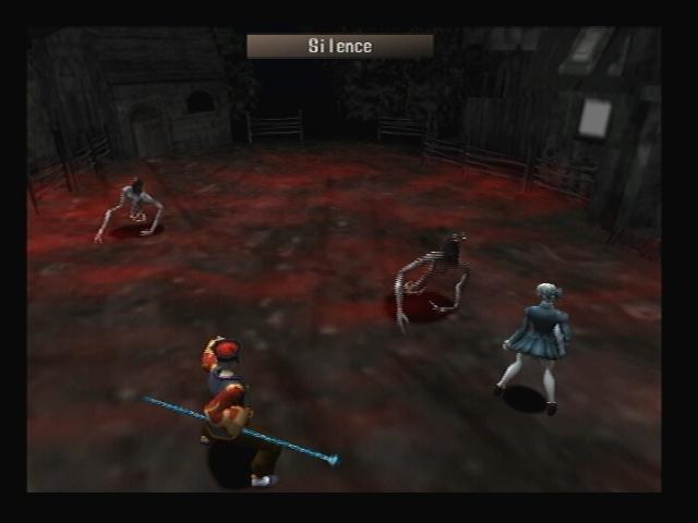 Battle Bistritz Shadow Hearts