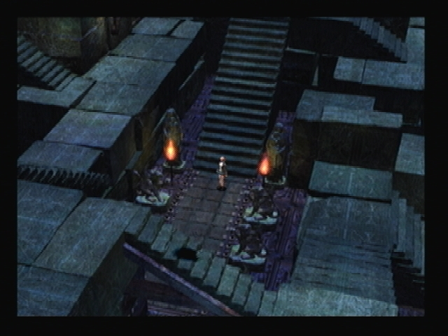 Blue Castle Shadow Hearts