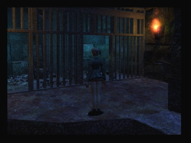 Blue Castle Tower Shadow Hearts