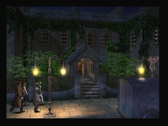 Orphanage Shadow Hearts