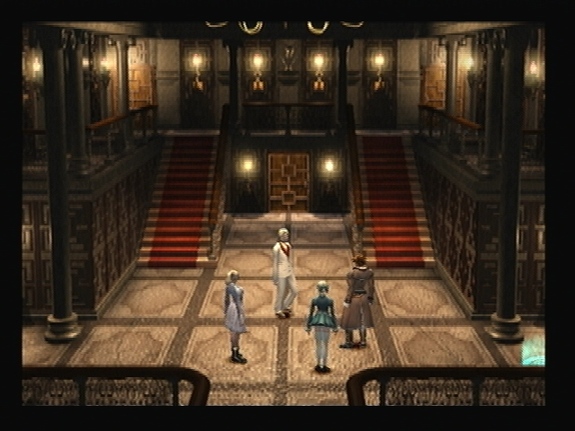 Orphanage Lobby Shadow Hearts