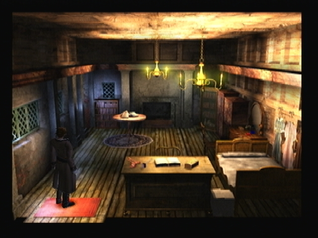 Guest Room Orphanage Shadow Hearts