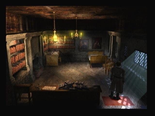 Jack's Room Orphanage Shadow Hearts