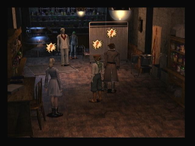 Laboratory Shadow Hearts Orphanage