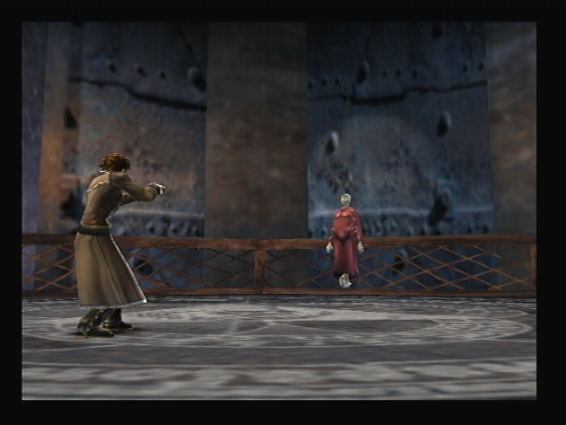 Pit Fight London Shadow Hearts
