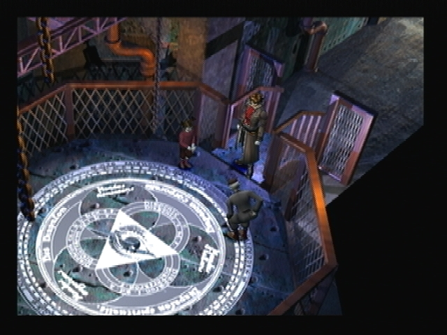 Knowledgeable Carl Pit Fight Shadow Hearts