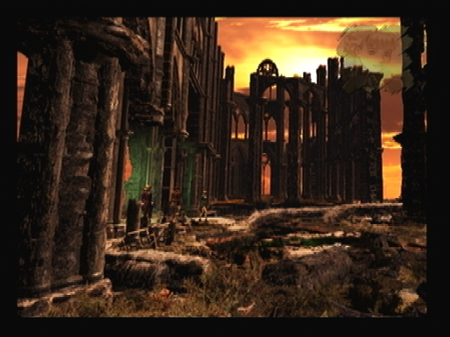 Nemeton Monastery Ruins Shadow Hearts