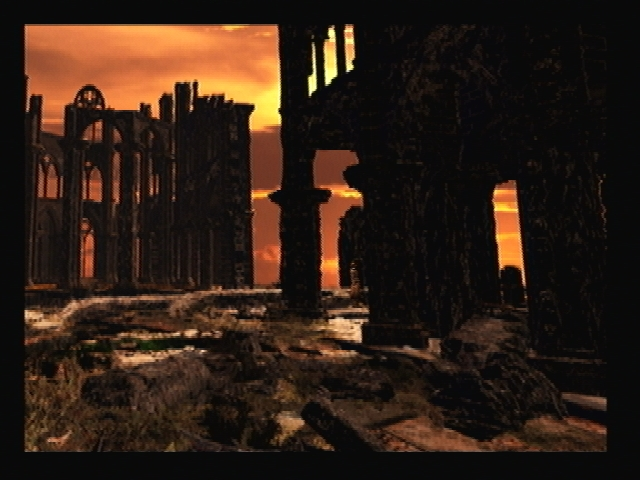 Nemeton Monastery Ruins Overground Shadow Hearts