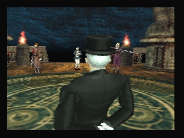 Boss Battle Arena Shadow Hearts Nemeton Monastery