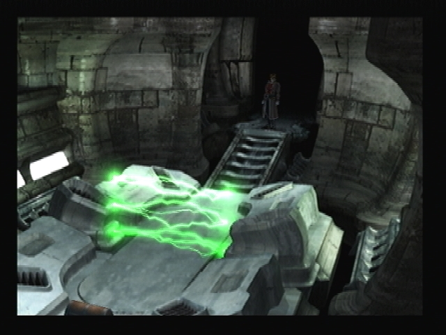 green Barrier Float Shadow Hearts